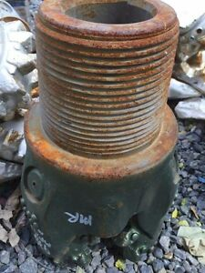 Tricone Drill Bit 9 7 8 Steel Mill Tooth Drilling Rig Baker Smith Sealed Bearin