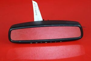 2006 2009 Toyota Prius Maxima Auto Dimming Rear View Mirror Homelink 015894