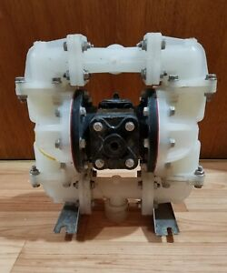 Sandpiper Air Operated Diaphragm Pump 1 2 S07b1p2ppns000
