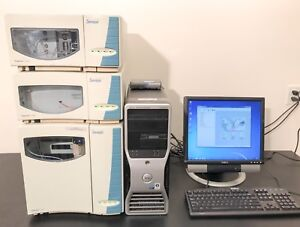 Thermo Finnigan Surveyor Hplc Pda Autosampler Ms Pump Computer