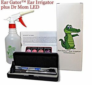 Ear Wax Removal Kit Ear Gator Ear Irrigator Plus Third Generation Dr Mom Led
