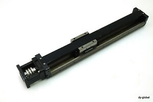 Nsk Linear Actuator Used Mcm08030h10 315mm Stroke 1510 Ground Ball Screw Thk Kr