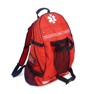 Arsenal 5243 Medic First Responder Trauma Backpack Jump Bag Orange