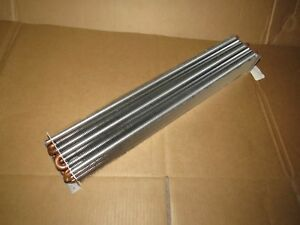 Norlake P 108094 Evaporator Coil Uncoated 3x5x25