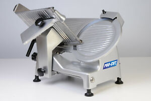 Pro cut Kds 12 Deli Meat Slicers 12 Stainless Steel Blade 1 3 Hp Motor