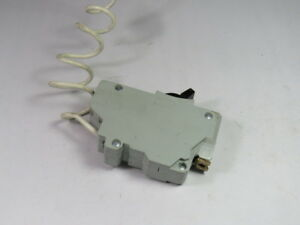 Federal Pioneer Nbgf15 Ground Fault Circuit Breaker 15a 1 pole Used