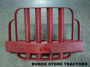 New International Ih Tractor Front Bumper 234 244 254 Usa Made