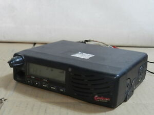 Enduro By Maxon Black Sm 6450u6 Trunking Radio for Parts free Shipping