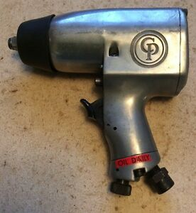 Sears Craftsman Pneumatic 1 2 Drive Impact Air Wrench Japan 20 280 Ft lbs