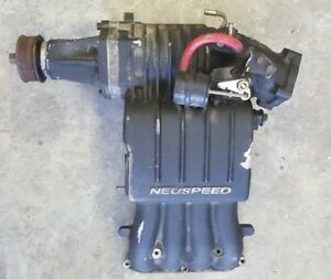 Vw Volkswagen Neuspeed Supercharger Racing Rare Charger 2 0 Mk3 Mk4