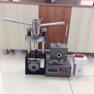 Dental Lab Flexible Denture Machine 400w Partial Denture Injection Equipment Fda