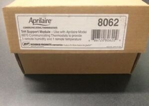 Aprilaire 8062 Temperature And Humidity Support Module
