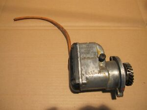Magneto Fairbanks Morse Fm Type J Antique Engine Wisconsin Tractor Mccormick
