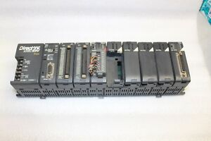 Koyo Direct Logic 205 Plc Rack 9 Slot With Modules