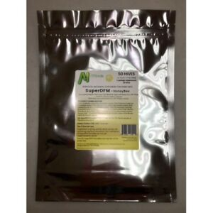 Super Dfm Honeybee Beneficial Microbial Supplement 50 Hives