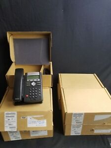 Lot Of 10 Polycom Sound Point Ip 335 Poe Phones Used