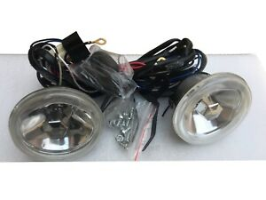 New 4 Inch 12 V Universal Car Truck Fog Lights Lamps
