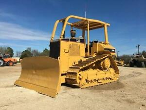 1997 Caterpillar D5m Xl Crawler Dozer