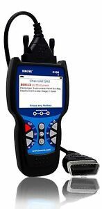 Innova 3160g Code Reader Scan Tool With 3 5 Display Abs Srs Bluetooth And