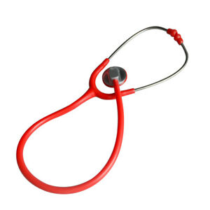 Multi Colors Professional Adult And Child Zinc Alloy Single Head Stethoscope