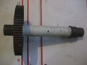 Hendey Lathe Cone Head 12 And 14 Back Gear