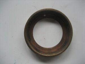Hendey Lathe Cone Head 12 And 14 Lathe Spindle Bearing Collar Front