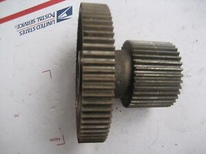 Vintage Hendey Lathe 12 Compound Gear