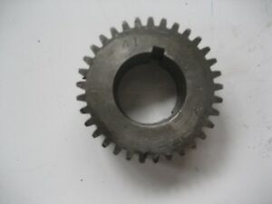 Hendey Lathe Cone Head 12 And 14 Lathe Headstock Sleeve Feed Gear