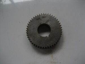 Hendey Lathe Cone Head 12 And 14 Lathe Headstock 48 Teet Back Gear