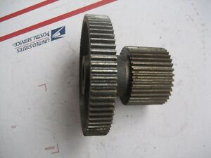 Hendey Lathe Cone Head 12 Compound Gear Box Gear