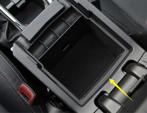 For Subaru Forester 2014 2018 Car Storage Center Console Armrest Tray Box
