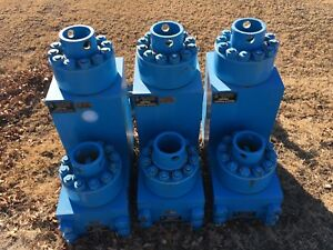B 1100 t Triplex Mud Pump Modules Brewster Southwest Oil Suction discharge