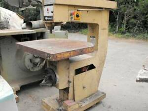Wood Working Rockwell Pin Router