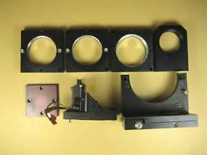 Misc Lot Of 7 Optical Components