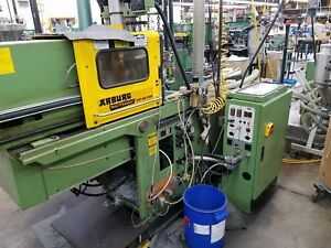 Arburg Allrounder 22 Ton Vertical Or Horizontal Injection Molding Machines