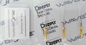 Dentsply Waveone Wave One Endodontics Endo Reciprocating File 25 Mm Small