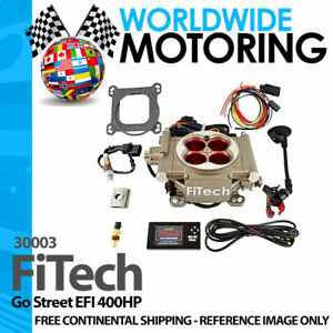 Fuel Injection 30003 Go Street Efi 400hp Conversion System By Fitech