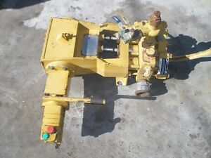 Fmc Bean High Pressure Water Pump 3400 Psi 8 Gpm With Hyd Motor A 1