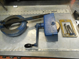 Powermatic Drill Press Model 1200 Table head Elevator Powermatic 1200