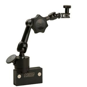 Noga Nf1033 Nogaflex Magnetic Base With Fine Adjustment 5 axis Swivels 360