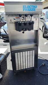 Electro Freeze Soft Serve Ice Cream Machine Sl500 132
