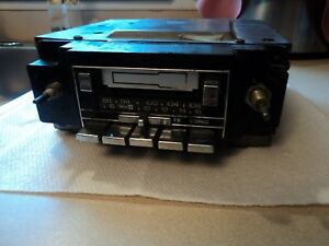 Gm Delco Pontiac Chevrolet Buick Shaft Style 73 88 Am fm Cassette Stereo Radio