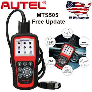 Autel Mst505 Auto Diagnostic Scan Tool Obd2 Code Reader Obdii Vw Audi As Vag505