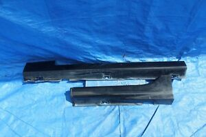 2004 Cadillac Cts 3 6l 16 Rear Left Side Skirt Oem