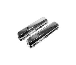 Oldsmobile Tall Chrome Valve Covers 330 350 403 400 425 455