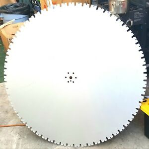 48 Wall Saw Blade For Concrete