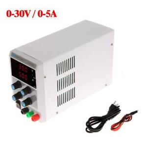 30v 5a Mini Dc Power Supply Adjustable Variable Regulated Digital Display C6d5