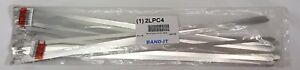 X50 Band it 304 Stainless Steel 5 16 X 010 X 20 4 Ball lok Cable Zip Ties