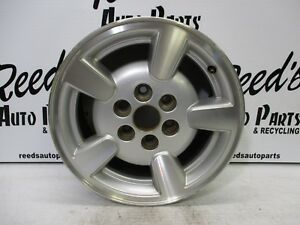 2001 2002 Dodge Durango Dakota 15 6 Lug Rim Wheel W out Center Cap 02