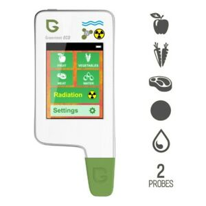 Greentest Eco 5 Portable Nitrate And Radiation Detector